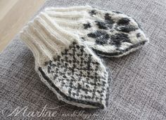 Recipe for baby selbumittens Knitting For Charity, Fair Isle Knitting, Knitting For Kids, Knitting Projects, Baby Knitting, Crochet Baby, Knitting Patterns, Knit Crochet, Baby Mittens