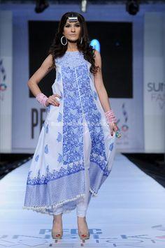 Karma Fabric by Al-Zohaib Textile Collection at PFDC Sunsilk fashion week 2012 day2