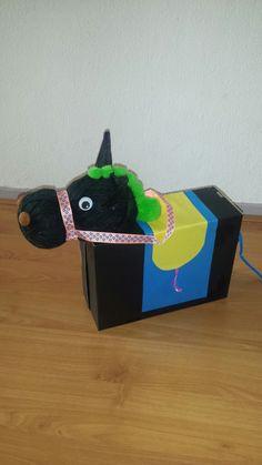 Suprise paard