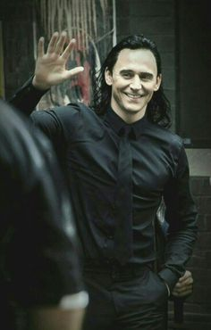 Hey Guys! I just checked a couple minutes ago, and I now have 400 followers!!! I know it's not much, given the fact some people here have like, 14,000, but you all mean the world to me! So here's a picture of Loki because, hey, who doesn't love Loki? ;-)  Anyway, Shoutout to all you awesomeazing people who follow me. Hugs and Pins, -D