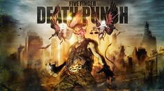 530a8bbb4 $9.99 AUD - 006 Five Finger Death Punch - Ffdp 5Fdp Heavy Metal Band Music  43