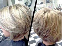 25 Blonde Bob Haircuts | http://www.short-haircut.com/25-blonde-bob-haircuts.html