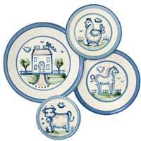 Shop Hadley Pottery Plates