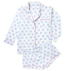 Marigot Starfish Short Pajama Set