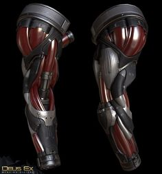 Mutante Futuristic Armour, Futuristic Art, Futuristic Technology, Robot Concept Art, Armor Concept, Weapon Concept Art, Armadura Sci Fi, Biomech Tattoo, Biomechanical Tattoos