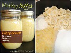 Monkey Butter Recipe