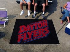 Fanmats Alabama Crimson Tide Tailgater Mat  http://allstarsportsfan.com/product/fanmats-alabama-crimson-tide-tailgater-mat/?attribute_pa_color=dayton-flyers  Made in USA; Height 72 in.; Width 0.5 in.; Shipping Method UPS/FedEx; Shape Rectangle; Material 100% Nylon Theme Sports Type Mat