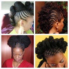 I want these hairstyles
