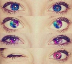 love someone who sees galaxies in your eyes