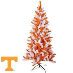 A Tennessee Christmas tree... I have an all white one I'm making into a Tennessee tree this year, would love to have this too though!!!