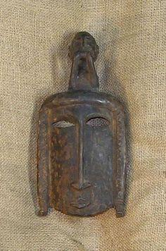Masques africains - dogon Mask 7