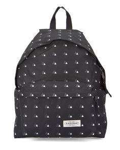Eastpak | Black Triangle Patterns Padded Pak'r Backpack 24 L for Men | Lyst