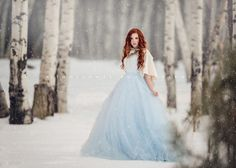 Snow Princess by Lisa Holloway CANON EOS 5D Mark III/ ISO 500 Focal length 200 mm/ Aperture f/2 :D