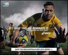 Aussie 2015 Kit launch