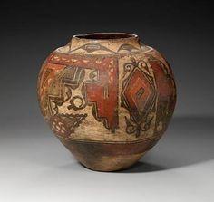 Prehistoric Native American Pueblo Pottery | Back