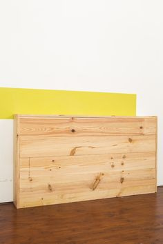Create a headboard with paneling