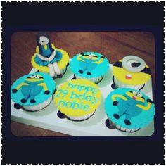 #minons #cupcakes