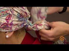 Colocación  pañuelos 1 // Cancer mama ;) - YouTube Bandanas, Turban Tutorial, Cancer, Africa, Youtube, Carpet, Templates, Hairstyle Man, Turbans
