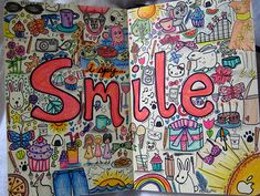 26 Adorable & Cute Doodle Artwork For Your Inspiration