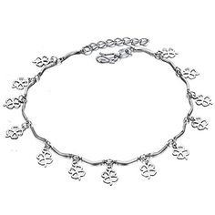 Virgin Shine Platinum Plated Lucky Leaves Anklet VIRGIN SHINE http://www.amazon.com/dp/B00MFVG5SS/ref=cm_sw_r_pi_dp_GEptub0AHC75T