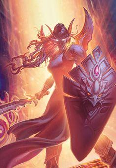 Lady Liadrin - World of Warcraft