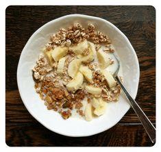 Breakfast ideas. 100 days of real food.