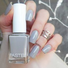 Pastel 124 We talked to nail-care experts to find exactly what you ought to be going after in your n Pretty Nail Colors, Pretty Nails, Gel Nails, Acrylic Nails, Acrylic Colors, Pastel Colors, Healthy Nails, Pastel Nails, Types Of Nails