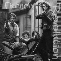 french flag revolution