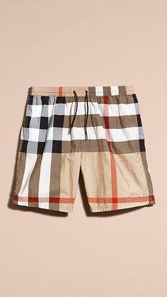 546984456a41 New classic check Check Swim Shorts New Classic - Image 4 Burberry Classic