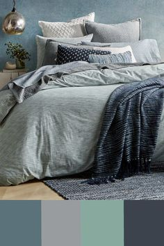 Lucky Brand Closeout! Lucky Brand Santa Fe Stripe Reversible Full/Queen Comforter Set #homedecor #interior #design #blue #eggplant #purple #gold #cranberry #offwhite #white #cream #decorate #decor #ideas #white #apartment #modern #rustic #country #bedroom #cozy #styles #farmhouse #unique #luxury #living room #lush #anthropologie #forsmallspaces #contemporary #college #dorm #affiliate