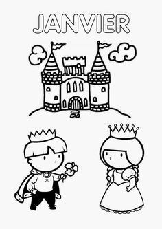 Petite Section, Memory Games, Free Printable Coloring Pages, Prince And Princess, Epiphany, Story Time, Coloring Sheets, Kindergarten, Preschool