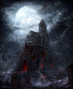 Church - Pictures & Characters Art - Diablo III