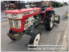 Yanmar Tractor, Tractors