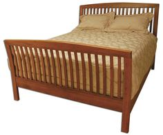 Amish Oberlin Mission Bed