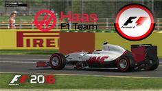 F1 2016 Karriere  *  Haas F1 Team * Australien GP 2016