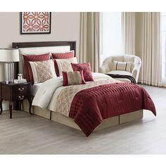 VCNY Marlowe 8-piece Comforter Set