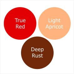 How To Wear True Red For A Pure Autumn (Warm Autumn)