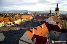 Sibiu – a beautiful Transylvanian city, Romania – Andrey Andreev Travel and Photography