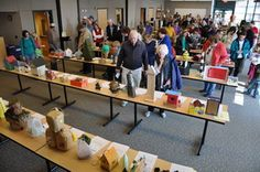 It's that time of year: 12th annual birdhouse competition at JC Raulston Arboretum