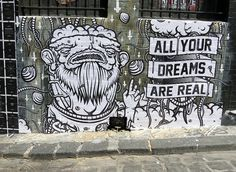 Hosier Lane Mural by Shane Sterry | Flickr - Photo Sharing!
