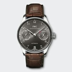 IW500106 Watch Front