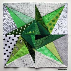Twisting Star block - tons of paper piecing patters Free Paper Piecing Patterns, Star Quilt Patterns, Pattern Blocks, Pattern Paper, Modern Quilt Blocks, Star Quilt Blocks, Quilting Projects, Quilting Designs, Quilt Modernen