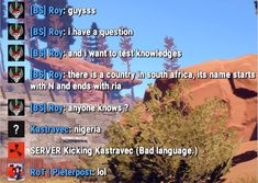 The Rust Experience