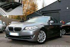 OCCASION BMW SERIE 5 (F10) 530DA 245 LUXE