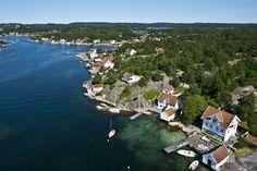 Ågerøya - Furusund