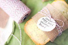 The Wiegands: Lemon Poppy Seed Zucchini Bread
