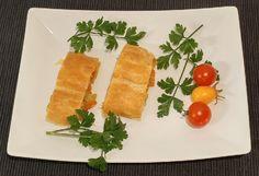 Schneller Gemüsestrudel aus Blätterteig mit Tiefkühlgemüse Fresh Rolls, Ethnic Recipes, Kitchen, Food, Vegetarian Main Dishes, Easy Meals, Recipies, Baking Center, Cooking