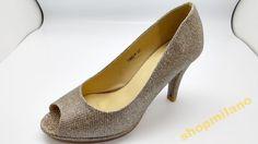 Czółenka peep toe szpilka 7990-P Gold rozm36-41  http://allegro.pl/czolenka-peep-toe-szpilka-7990-p-gold-rozm36-41-i3455475587.html
