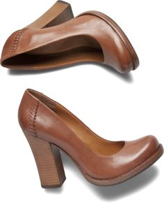 Korkease Womens Heels Simone $175... But look at that craftmanship...  Mama needs a new pair of shoes ( or 10!!!!).