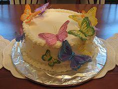 1st Birthday Cake!